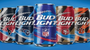 NFL Bud Light Ad featuring Flowdan is Ad of the day on Ad Week Image