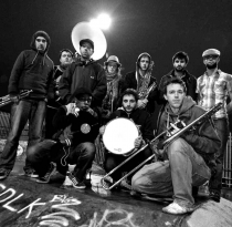 Renegade Brass Band Image