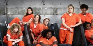 Kinny and TM Juke in season 6 of Orange is the New Black!! Image