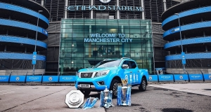 Hot 8 Brass Band promo for Nissan & Man City! Image