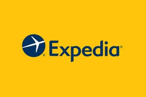 Flowering Inferno in New Expedia Ad Image